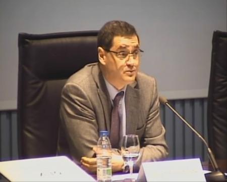 Tomás Fernández-Couto Juanas, director xeral de Montes. - Xornada: Competencias da Administración Local na aplicación da Lei 3/2007,de 9 abril, de prevención e defensa contra os incendios forestais de Galicia